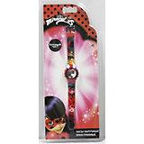 Электронные наручные часы Miraculous (Леди Баг и Супер-Кот)-Леди Баг и Супер-Кот