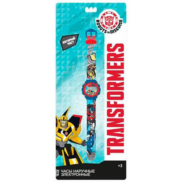 Электронные наручные часы Transformers