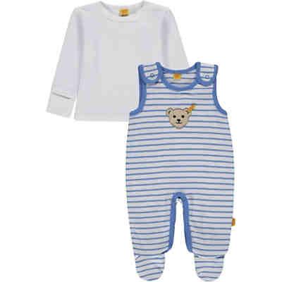 664dc160c002e Baby Set Strampler + Langarmshirt für Jungen ...