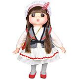 Кукла Lotus Mademoiselle GeGe в белом платье, 38 см