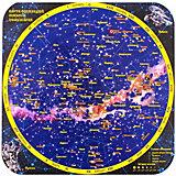 """Магнитный пазл Геомагнит """"Карта созвездий южного полушария"""""""