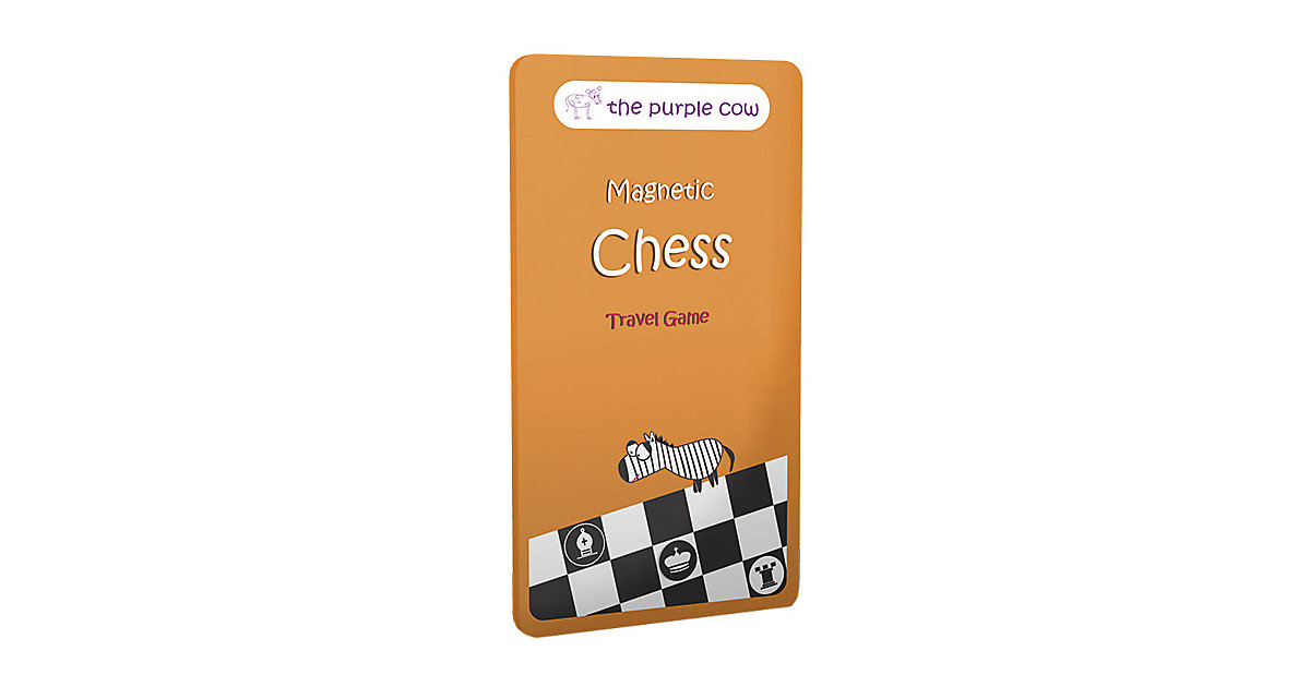 Magnetic Travel Game, Chess (Spiel)