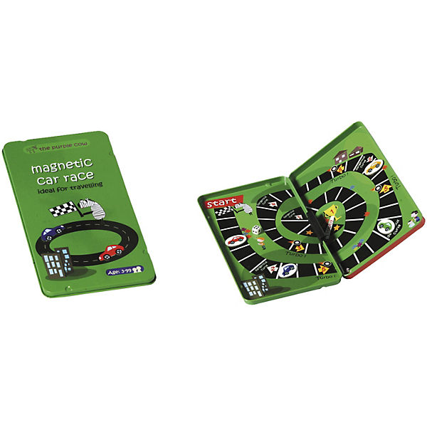 Magnetic Travel Game, Car Race (Spiel),