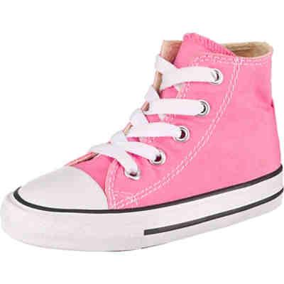 e53f13172a1e8b Baby Sneakers High INFT C T ALLSTAR HI PINK für Mädchen ...