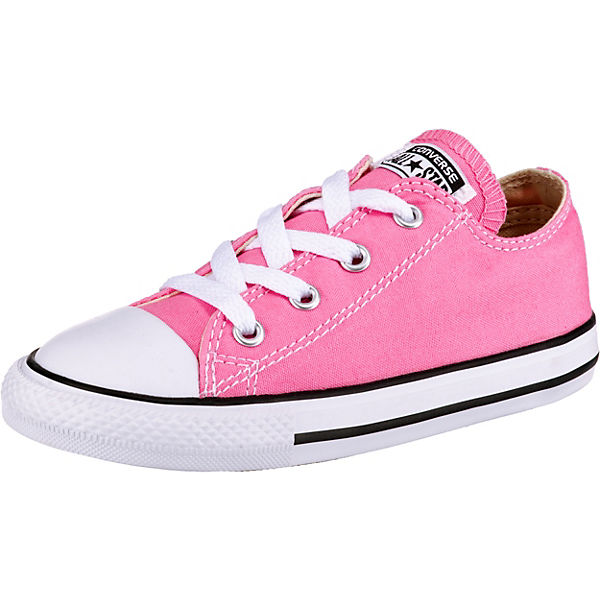 Baby Sneakers Low INF C/T A/S OX PINK für Mädchen