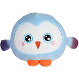 """Мягкая игрушка 1toy """"Squishimals"""" Голубой пингвин, 20 см"""