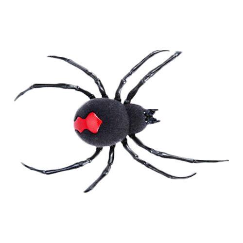 """Робот 1toy """"RoboAlive"""" Робо-паук, чёрный от ZURU"""