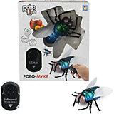 """Робот на ИК управлении 1toy """"RoboLife""""Робо-муха"""
