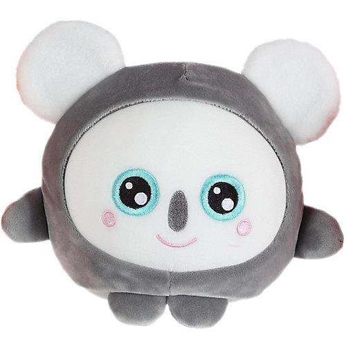 """Мягкая игрушка 1Toy """"Squishimals"""" Серая коала, 20 см от 1Toy"""