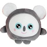 """Мягкая игрушка 1toy """"Squishimals"""" Серая коала, 20 см"""
