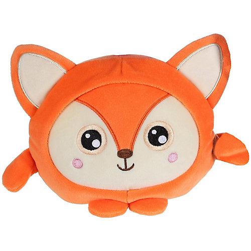 """Мягкая игрушка 1Toy """"Squishimals"""" Рыжая лиса, 20 см от 1Toy"""