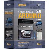 """Набор для экспериментов Bhv """"Arduino. Базовый набор 2.0""""  с книгой"""