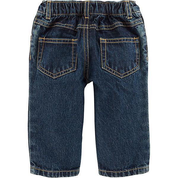 Комплект: Рубашка, футболка и джинсы Carter's для мальчика
