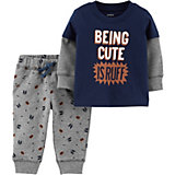 Комплект Carter's: свитшот и брюки