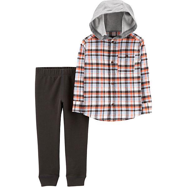 Комплект: Рубашка и брюки Carter's для мальчика