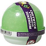 Жвачка для рук Slime Nano gum светится зелёным, 25 гр