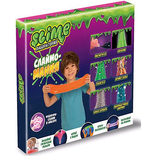 Набор Slime Лаборатория для мальчиков 3 в 1 от Slime
