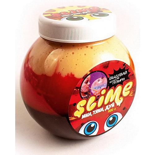 Лизун Slime Mega Mix, клубника и кола, 500 г от Slime