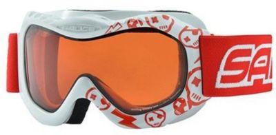 """Горнолыжные очки Salice """"601DAD"""", бело-красные"""