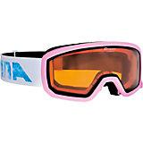 """Горнолыжные очки Alpina """"Scarabeo JR. DH"""", розовые"""