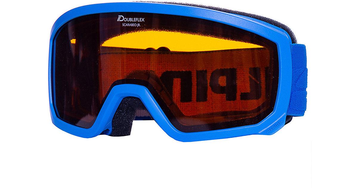 Skibrille Scarabeo Jr. lightblue hellblau