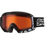 """Горнолыжные очки Salice """"708DAF"""", чёрные"""