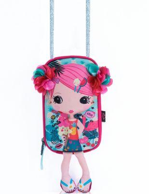 Сумочка-куколка Okiedog Цветочек