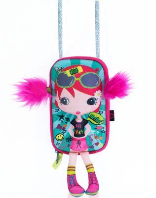 Сумочка-куколка Okiedog Модница