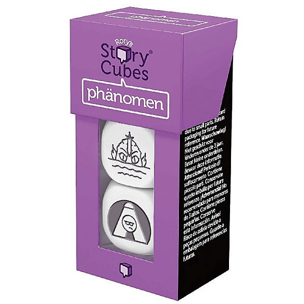 Rory& 039;s Story Cubes MIX - phänomen (Spiel), HUCH!