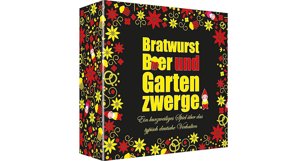 Bratwurst, Bier und Gartenzwerge (Kartenspiel) | Garten > Dekoration > Gartenzwerge | Pegasus