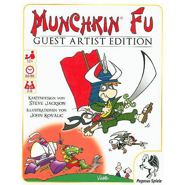 Munchkin Fu, John-Kovalic-Version (Spiel), Pegasus