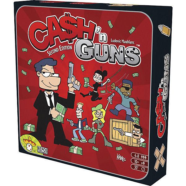 Cash & Guns (Spiel), Asmodee