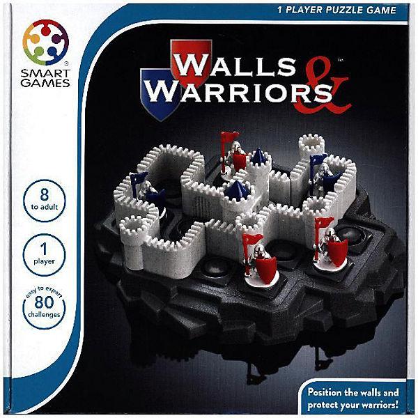 Walls & Worriors Smart (Spiel), Smart Worriors Games cd8a4d