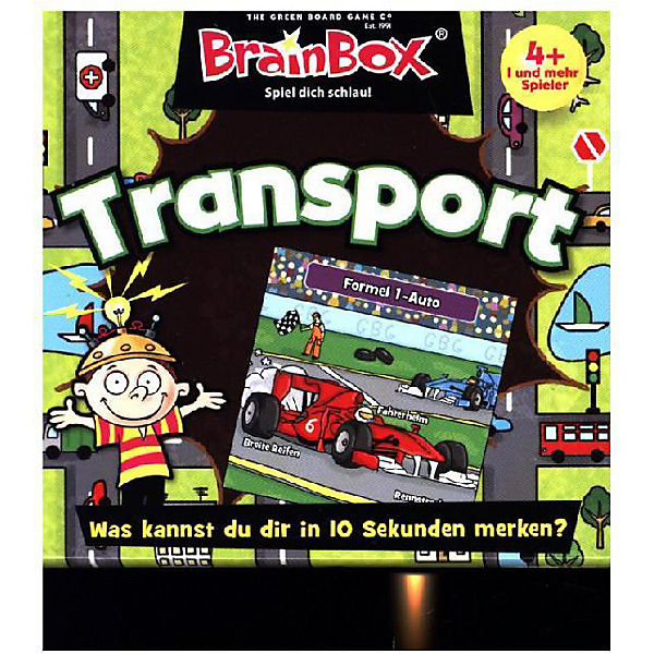 Brain Box, Transport (Kinderspiel)