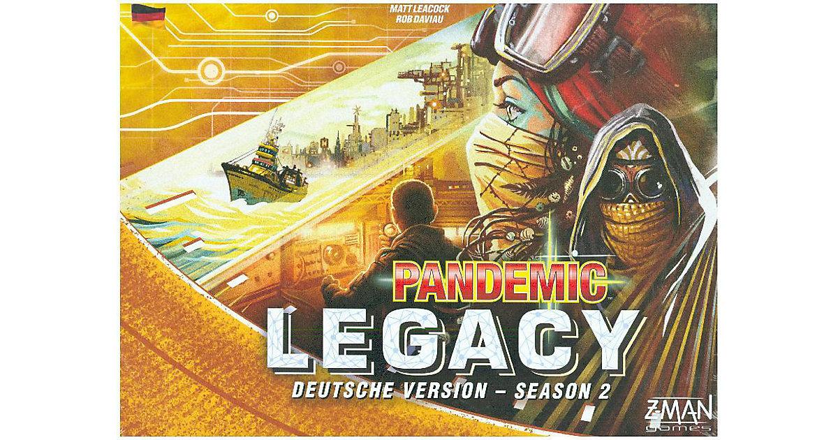 Asmodee · Pandemic Legacy Season 2 (Gelb)