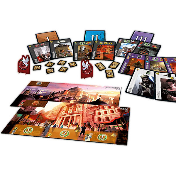 7 Wonders, Cities (Spiel-Zubehör), Asmodee Asmodee Asmodee 6fb39c