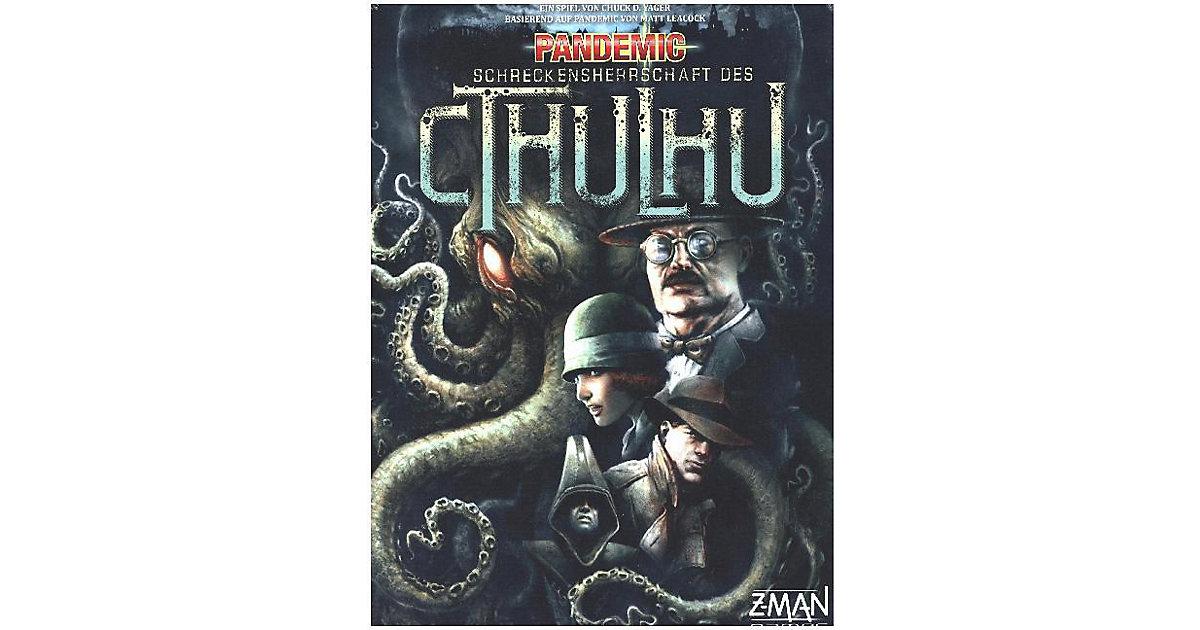 Asmodee · Pandemic - Schreckensherrschaft des Cthulhu (Spiel)
