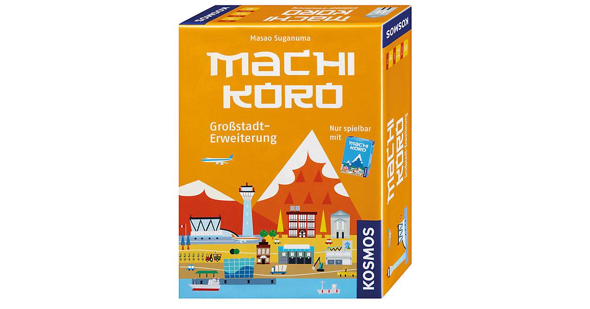 Machi Koro, Großstadterweiterung (Spiel-Zubehör)