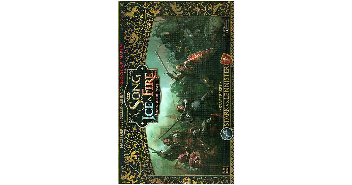Asmodee · A Song of Ice and Fire (Spiel)