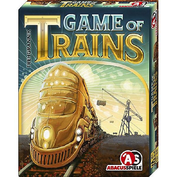 Game of Trains (Kartenspiel), Abacusspiele