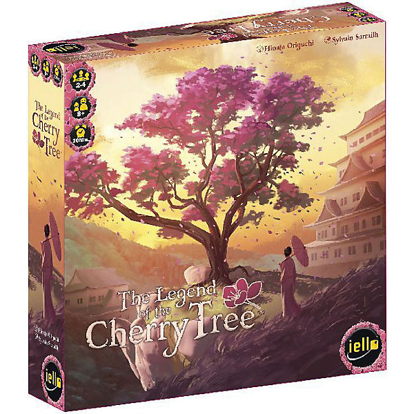 The Legend of the Cherry Tree (Spiel), HUCH!