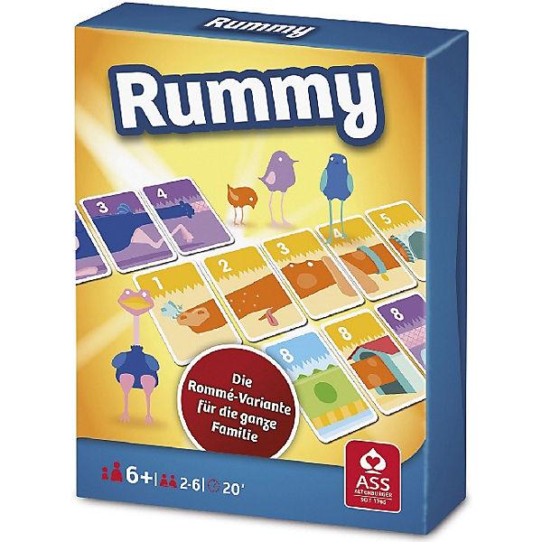 Rummy Kartenspiel Ass Mytoys