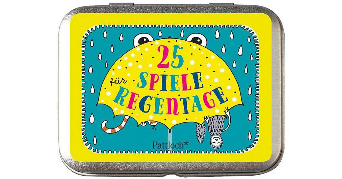 25 Spiele Regentage  Kinder