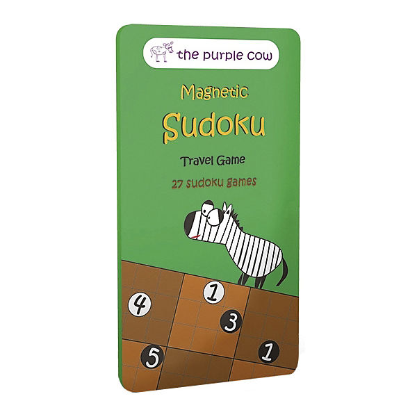 Magnetic Travel Game, Sudoku (Spiel)