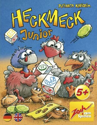 Heckmeck Junior (Kinderspiel), Noris