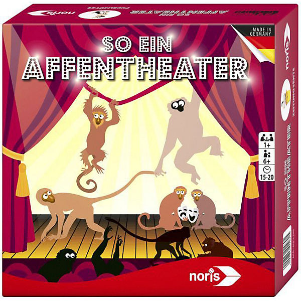 So ein Affentheater (Kinderspiel), Noris