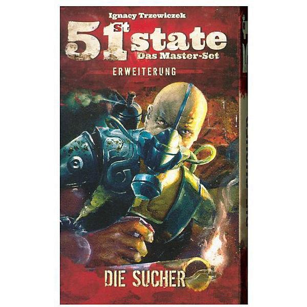 51st State: Das Master-Set, Die Sucher (Spiel-Zubehör),