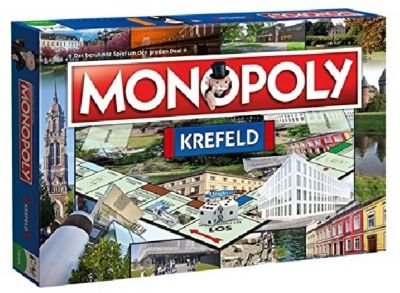 Monopoly, Stadtausgabe Krefeld (Spiel)