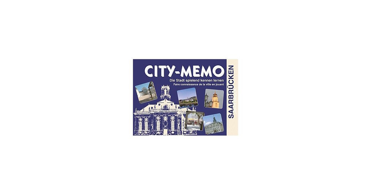 City-Memo, Saarbrücken (Spiel)