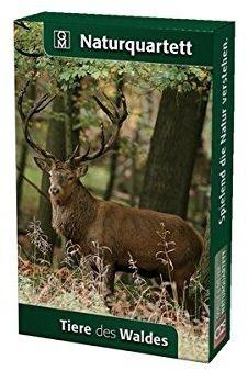 Tiere des Waldes (Kartenspiel)